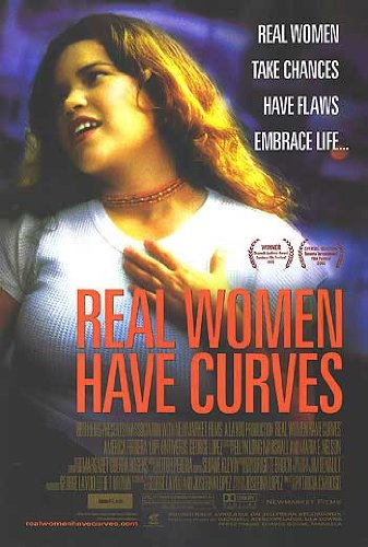 Real Women Have Curves - Authentic Original 27