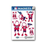 MLB Washington Nationals Family Magnet Set