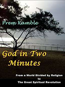 God in Two Minutes by [Kamble, Prem]