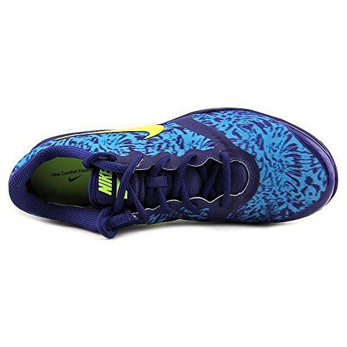 Nike In-season Tr 4 Stampa Donna Blu Laguna / Volt / Blu Royal Scarpe Da Ginnastica Blu Laguna / Volt / Blu Royal