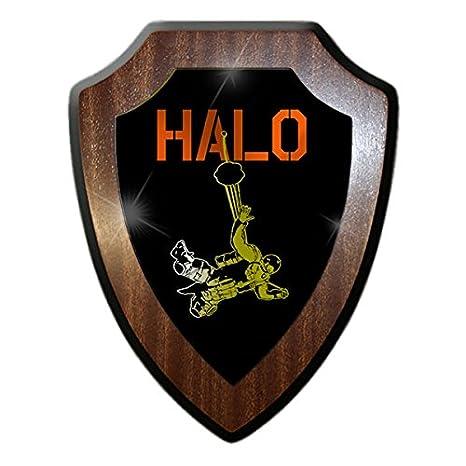 Escudo Cartel - Halo Escudo pared Cartel Libre Caso caso ...