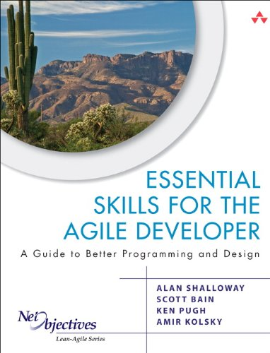 [PDF] Essential Skills for the Agile Developer: A Guide to Better Programming and Design Free Download | Publisher : Addison-Wesley Professional | Category : Computers & Internet | ISBN 10 : 0321543734 | ISBN 13 : 9780321543738