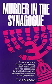 Murder in the Synagogue by [LoCicero, T. V.]