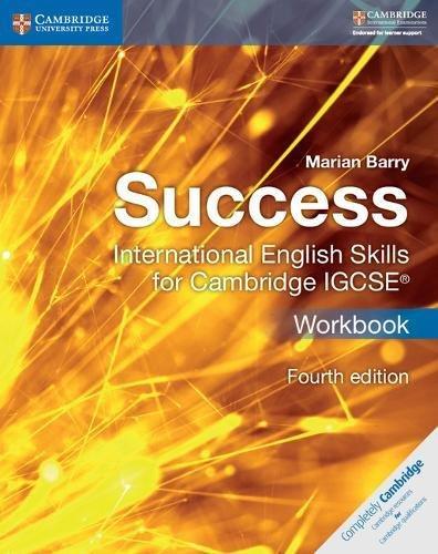 Success International English Skills for Cambridge IGCSE Workbook (Cambridge International IGCSE)