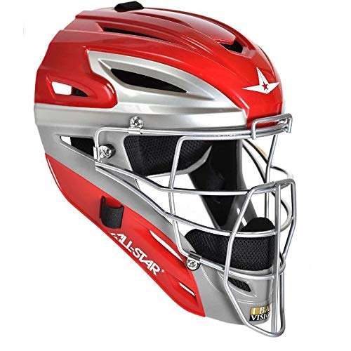 (All-Star Youth System 7 Two-Tone Catcher's Helmet)