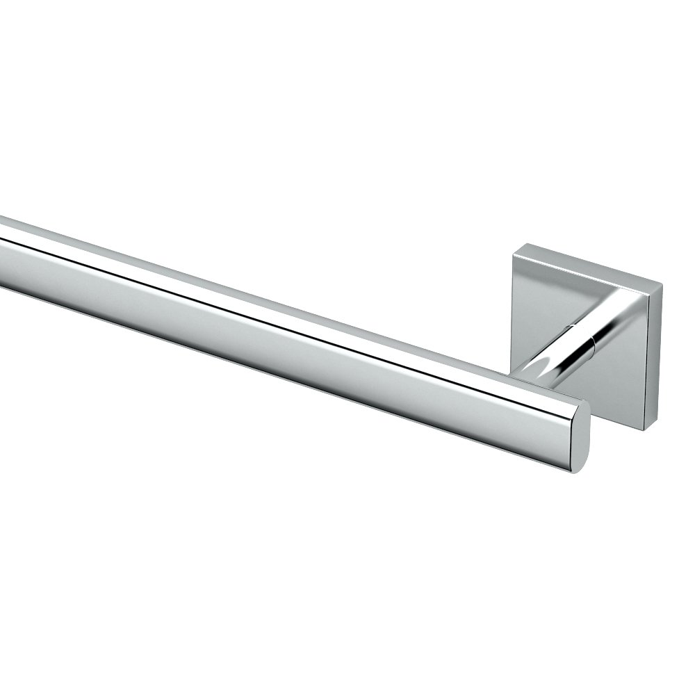 Gatco 4050 Elevate 24'' Towel Bar, Chrome