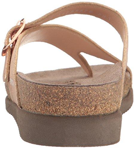 Mephisto HELEN ETNA 7103 GREY P5046230 - Sandalias de cuero para mujer Nude