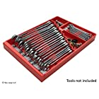 Tool Sorter Wrench Organizer – Red