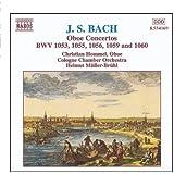Bach: Oboe Concertos