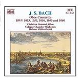 BACH, J.S.: Oboe Concertos, BWV