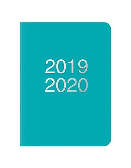 Letts 2019/2020 Dazzle - Agenda escolar (tamaño A6, 1 semana ...