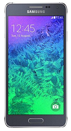 Cheap Unlocked Cell Phones Samsung Galaxy Alpha G850a 32GB Unlocked GSM LTE Quad-Core Smartphone w/ 12MP..