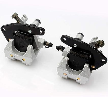 Front Brake Caliper 59100-38F30-999 LYK2013F05 for Yamaha Banshee Warrior 350 Bruin Big Bear 250 350 450 Bear Tracker 250
