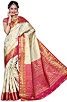Min 65-80% Discount on Ethnic Sarees by Mimosa
