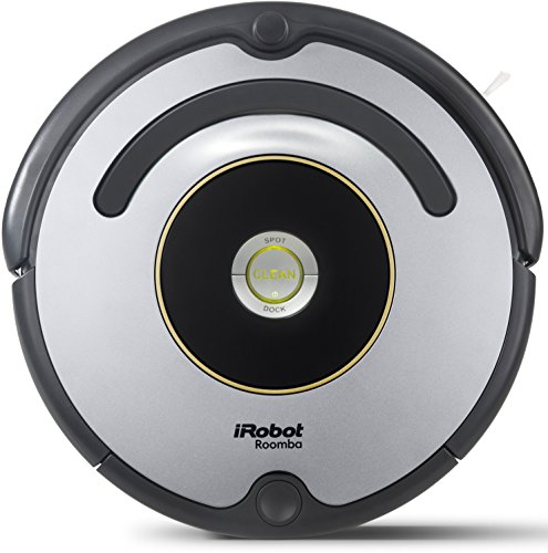 iRobot 600 Series Roomba 616 Vacuum Cleaning Robot (Grey)