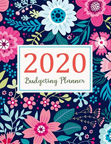 Budgeting Planner 2020: 2020 Daily Weekly & Monthly Calendar Expense Tracker Organizer For Budget Planner And Financial Planner Workbook ( Bill ... Pattern (Budget Book Monthly Bill Organizer)