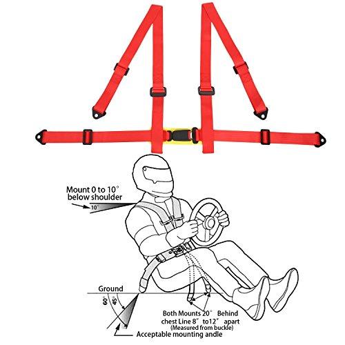 Link Individual Shoulder Harness - 2