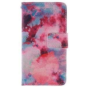 Funda para Nokia Lumia 630, Case Cover para Nokia Lumia 635, ISAKEN Cartera Fundas de PU Cuero Flip Standing Leather Wallet Case Cover Carcasa Funda con Ranura de Tarjeta Cierre Magnético y función de soporte para Nokia Lumia 630 / Nokia Lumia 635 (Diseño #10)