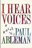 I Hear Voices, Paul Ableman, 0929701054