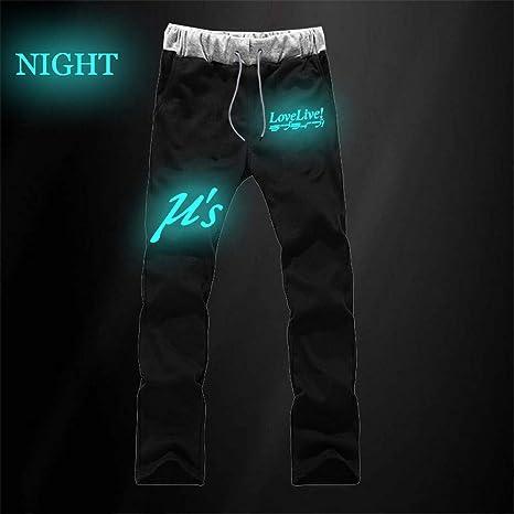 Spricen LoveLive Anime Pants Trousers Pantalón Chándal For Hombre ...