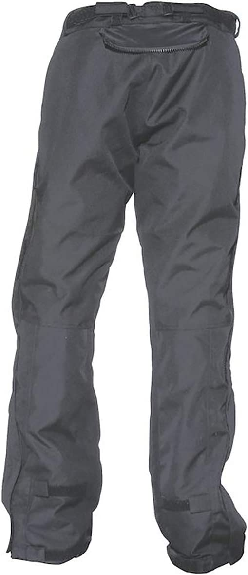 Joe Rocket 854-1008 Ballistic 7.0 Men's Textile Pants (Black, 4X-Large): Automotive