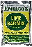 Franco's Lime Margarita Bar Mix 24 oz (makes 1 Gallon)