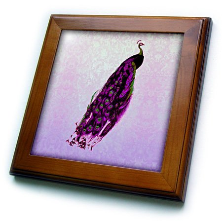 3dRose ft 53989 1 Feathers Lavender Background