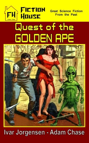 Download Quest of the Golden Ape pdf