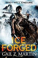 Ice Forged (The Ascendant Kingdoms Saga) Paperback