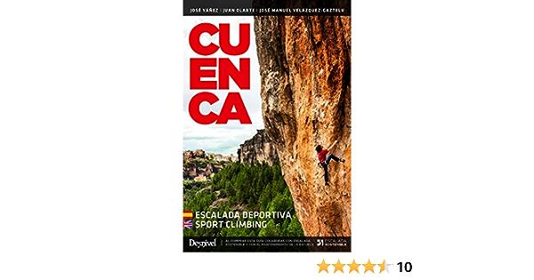 Cuenca escalada deportiva/ Sport Climbing: Amazon.es: Yáñez ...