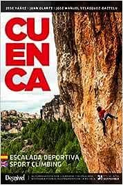Cuenca escalada deportiva/ Sport Climbing: Amazon.es ...