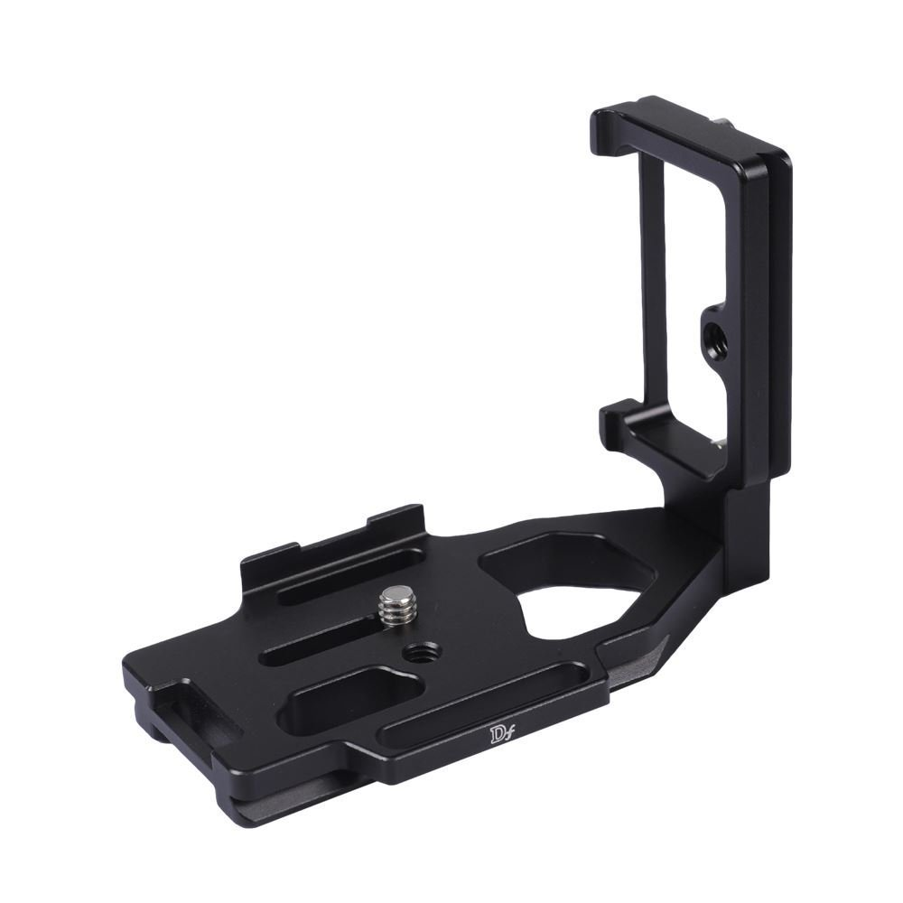 Vertical Shoot QR Quick Release L Plate Camera Bracket Holder Hand Grip IS-Df for Nikon Df RRS / ARCA-SWISS / KIRK Ball Head