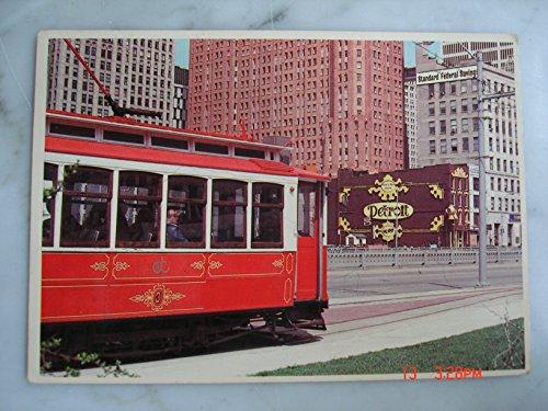 Michigan Trolley - 1