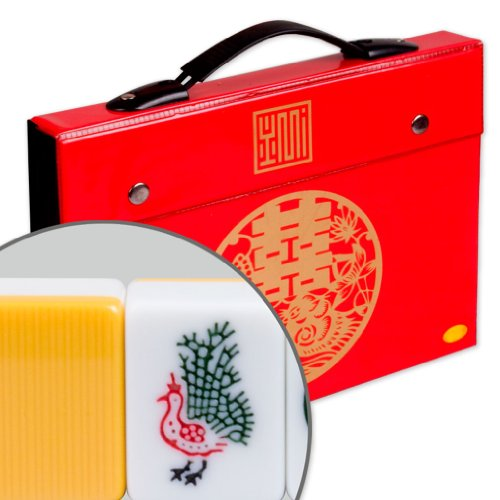 Professional Chinese Mahjong Game Case product image