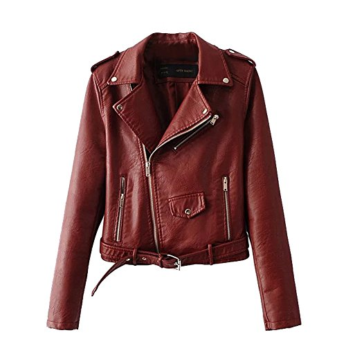 Plus Size Motorcycle Jackets For Women - 7