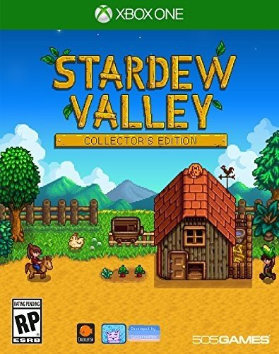 Stardew Valley: Collector's Edition - Xbox One for $<!--$14.88-->