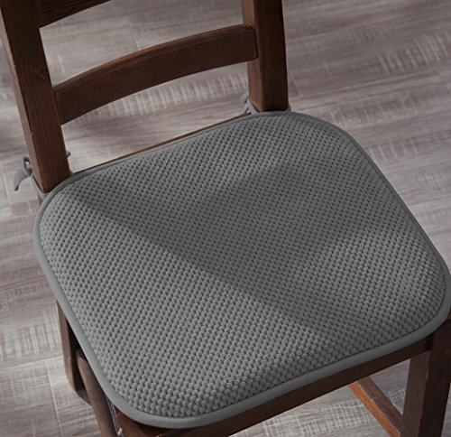 Ellington Home Non Slip Memory Foam Seat Chair Cushion