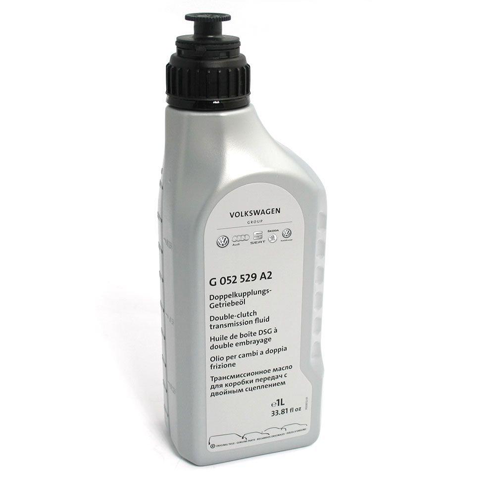Aceite para caja de cambios de doble embrague. Aceite de transmisión para caja de cambios DSG con 7 marchas y tecnología S-Tronic G052529A2: Amazon.es: ...