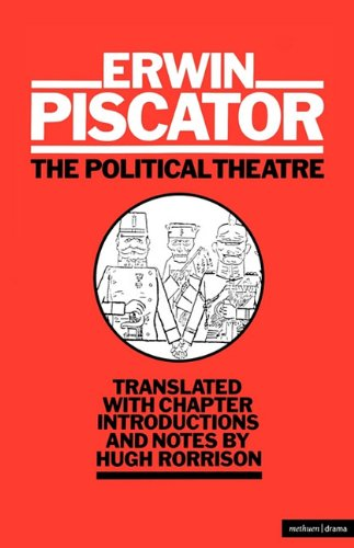 Political Theatre (Diaries, Letters and Essays)