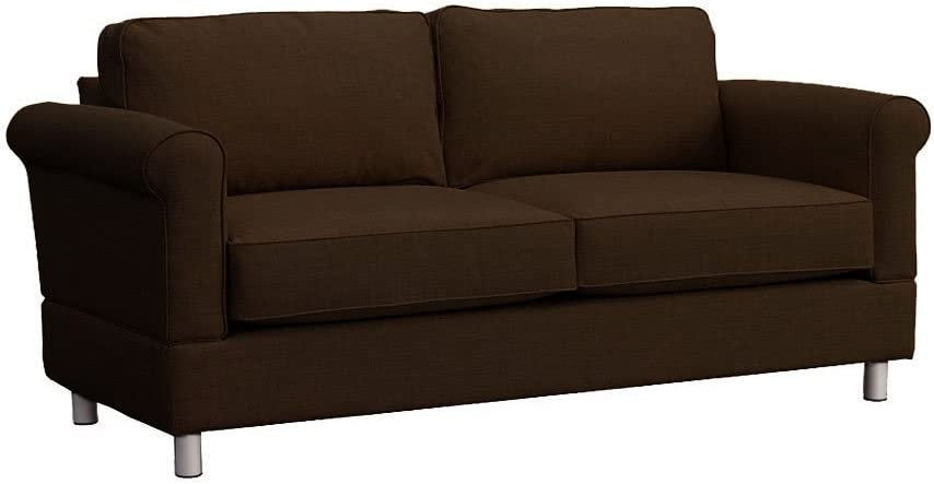 Furniture For Living Gregory RTA Loveseat, Cocoa