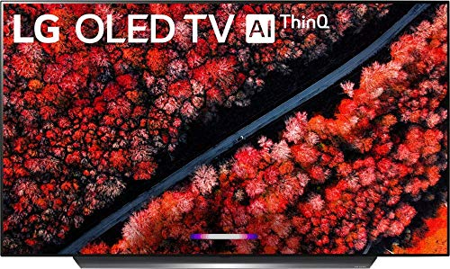 LG OLED55C9PUA C9 Series 55″ 4K Ultra HD Smart OLED TV (2019) (Renewed)