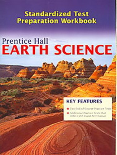 Prentice Hall Earth Science: Standardized Test Preparation Workbook