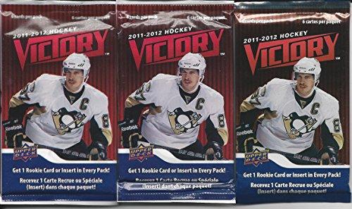 2011-12 Upper Deck Victory Hockey Cards Box 3 (Victory Hockey Cards)