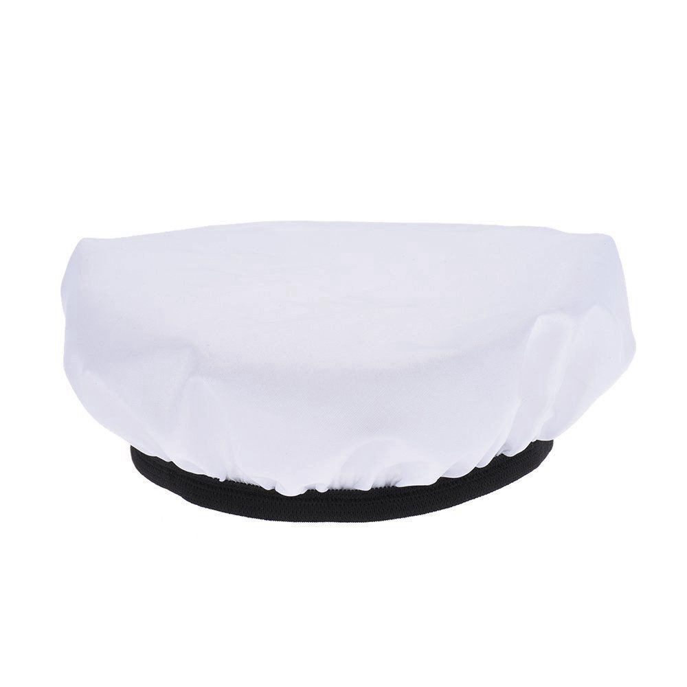 SNOWINSPRING Photography Light Soft White Diffuser Cloth for 7inch 180mm Standard Studio Strobe Reflector