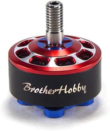 Accessories Brotherhobby Speed Shield 2207.5 1750Kv 2400Kv 2700Kv 4-6S Brushless Motor für Fpv Racing Rc Drone Diy Models Spare Parts - (Color: 1750Kv)