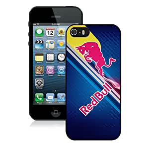 New York Red Bulls 10 Black Case for iPhone 5S,Prefectly fit and directly access all the features
