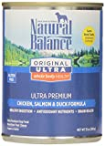Natural Balance Canned Dog Food Ultra Premium Recipe - 13 oz