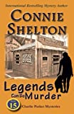 Legends Can Be Murder: Charlie Parker Mystery #15  (Charlie Parker Mysteries) (Volume 15)