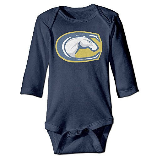 Price comparison product image OOKOO Baby's University Of California Davis Bodysuits Navy 24 Months