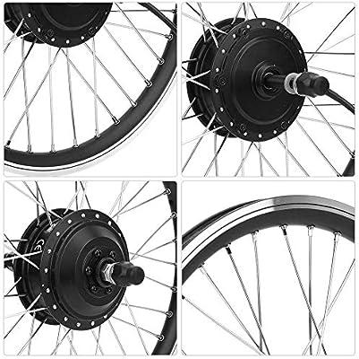 VGEBY Kit de conversión de Bicicleta eléctrica 20